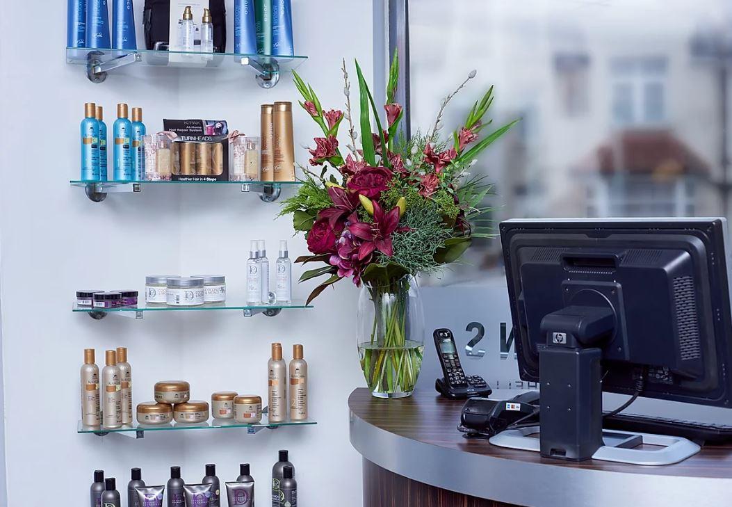 Karen Wright Hair Salon Thornton Heath best hair salon in Croydon