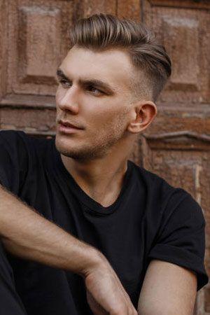 Men's Haircuts & Styles at Karen Wright Salon in Thornton Heath, Croydon