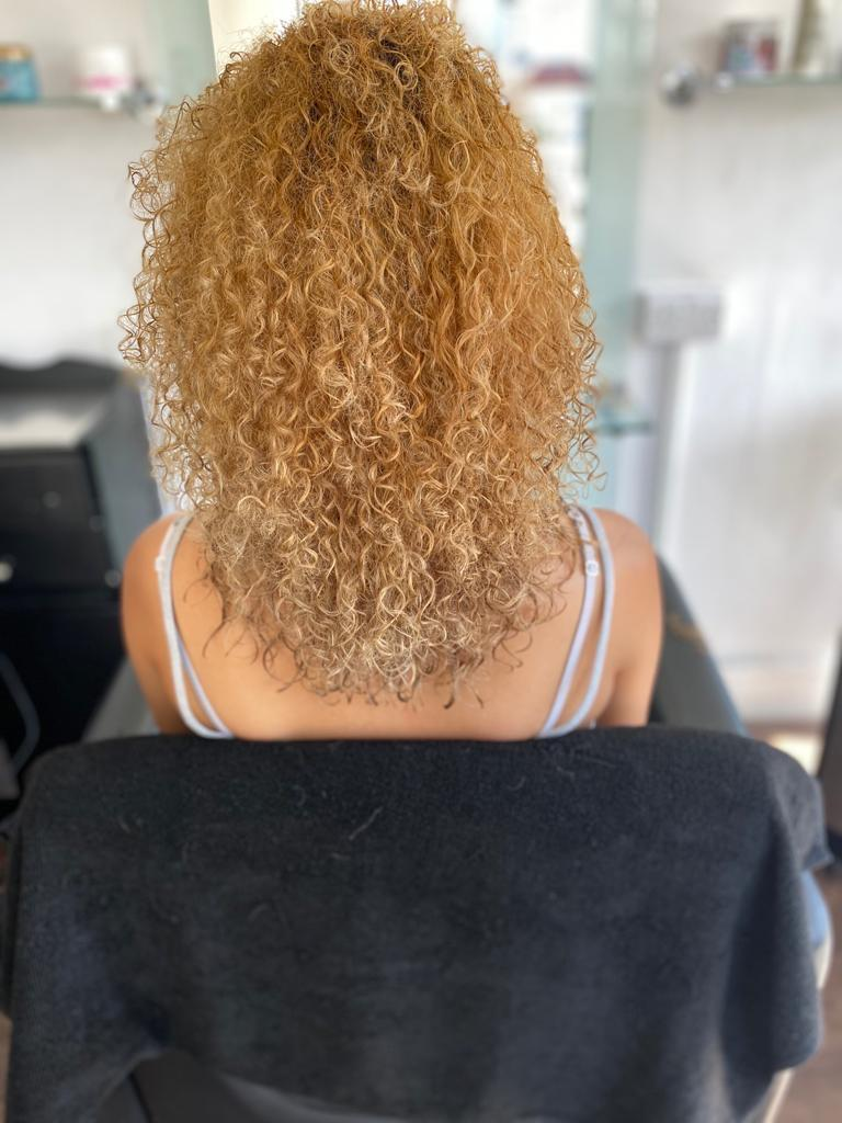 Davines Hair Colour, Karen Wright Hair Salon in Thornton Heath, Croydon