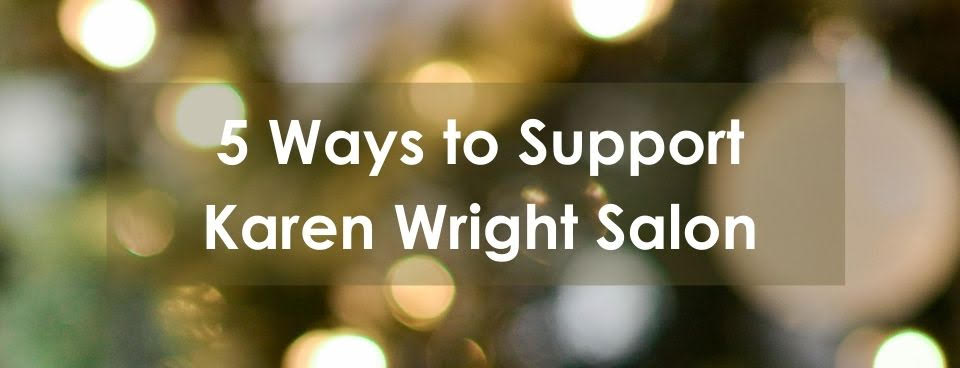 Karen Wright Support Banner