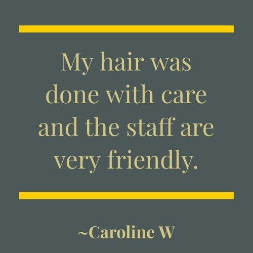 Karen Wright Hair Salon in Thornton Heath, Croydon, Client Reviews