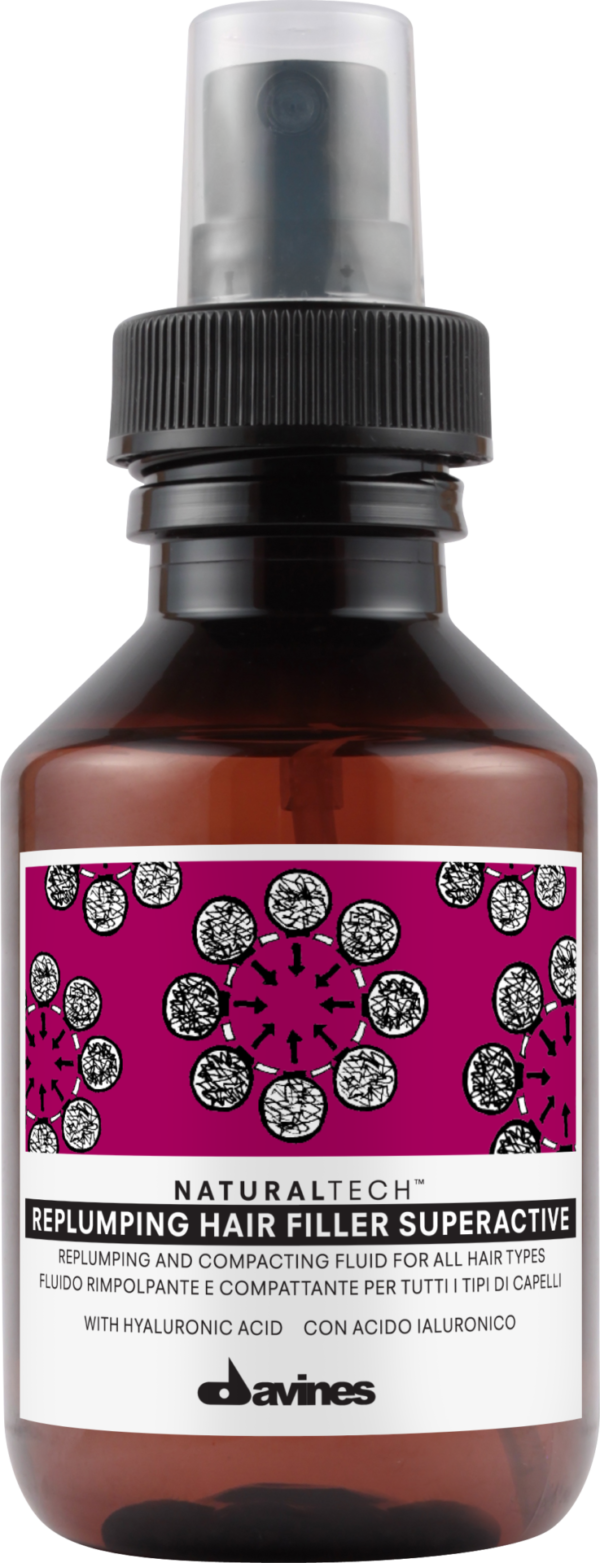 Davines Natural Tech Replumping Hair Filler Superactive