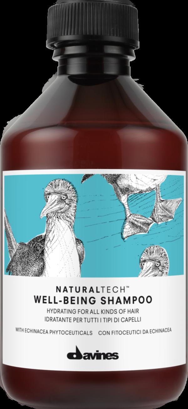 Davines Natural Tech Wellbeing Shampoo