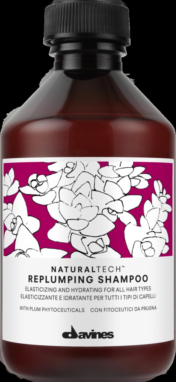 Davines Natural Tech Replumping Shampoo