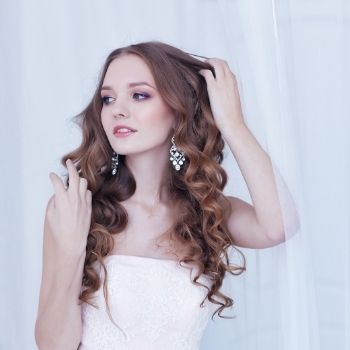 Long Bridal Hairstyles 1