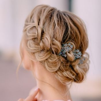 Plaited Bridal Hairstyles 1