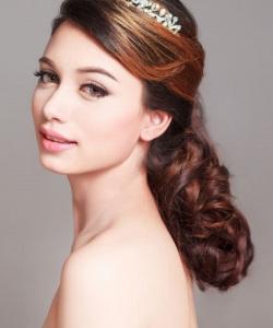 Wedding Hairstyles, Karen Wright Salon, Thornton Heath, Croydon